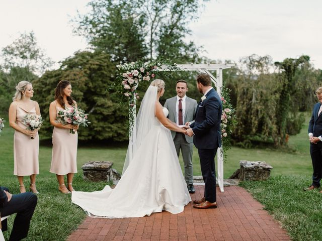 Jonathan and Claire's Wedding in Berryville, Virginia 34