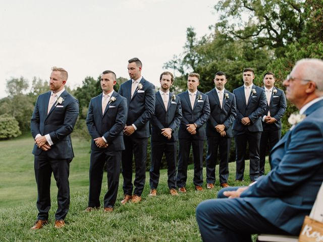 Jonathan and Claire's Wedding in Berryville, Virginia 35