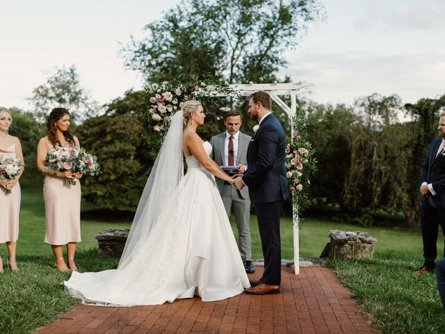 Jonathan and Claire's Wedding in Berryville, Virginia 36