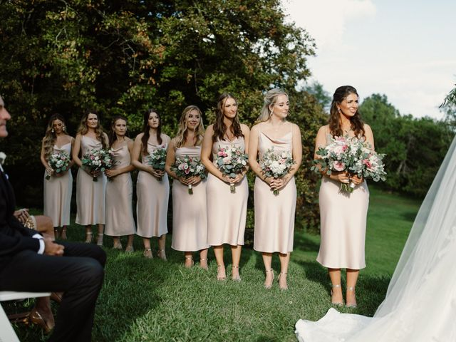 Jonathan and Claire's Wedding in Berryville, Virginia 37