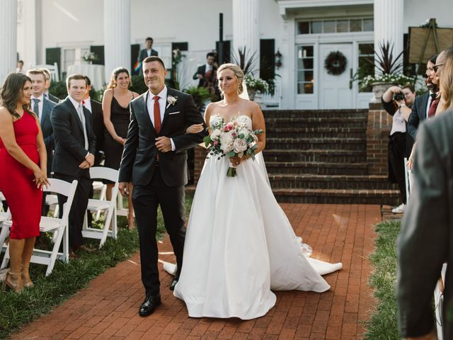 Jonathan and Claire's Wedding in Berryville, Virginia 40