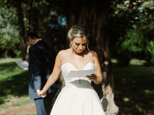 Jonathan and Claire's Wedding in Berryville, Virginia 47