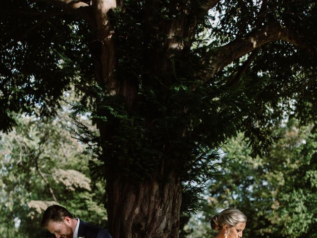 Jonathan and Claire's Wedding in Berryville, Virginia 48