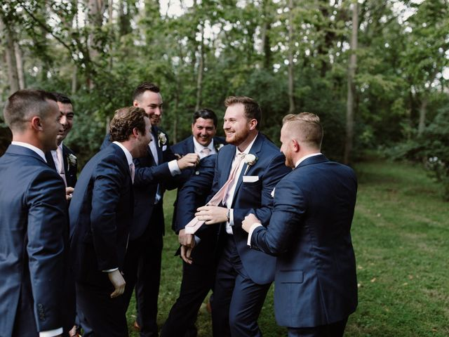 Jonathan and Claire's Wedding in Berryville, Virginia 51