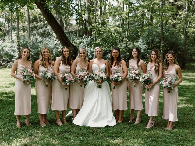 Jonathan and Claire's Wedding in Berryville, Virginia 53