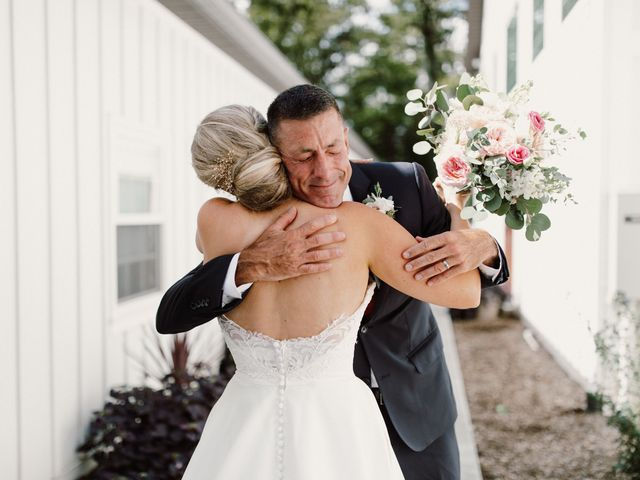 Jonathan and Claire's Wedding in Berryville, Virginia 55