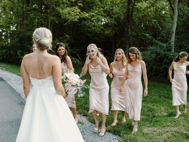 Jonathan and Claire's Wedding in Berryville, Virginia 56