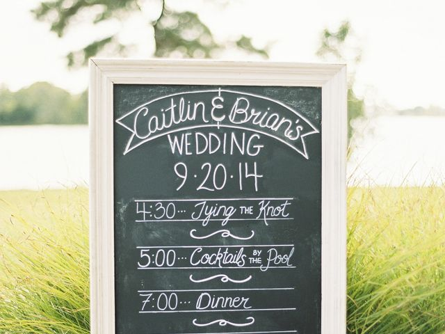 Caitlin and Brian's Wedding in Cambridge, Maryland 16