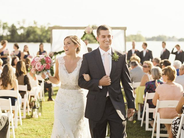 Caitlin and Brian's Wedding in Cambridge, Maryland 26