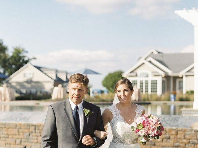 Caitlin and Brian's Wedding in Cambridge, Maryland 23