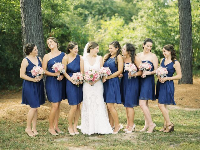 Caitlin and Brian's Wedding in Cambridge, Maryland 11