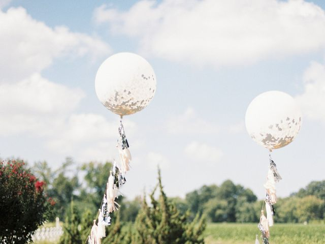 Caitlin and Brian's Wedding in Cambridge, Maryland 3