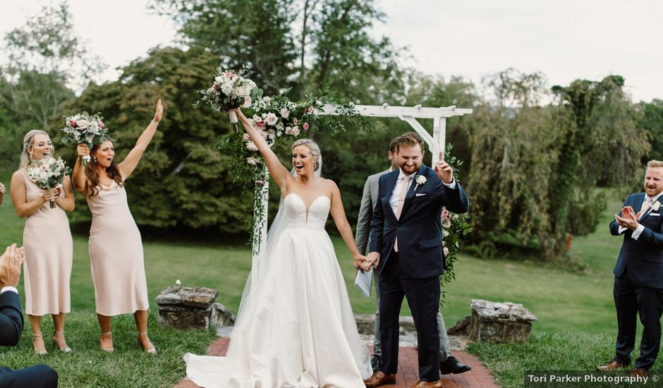 Jonathan and Claire's Wedding in Berryville, Virginia