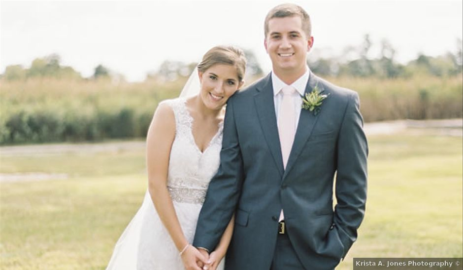 Caitlin and Brian's Wedding in Cambridge, Maryland