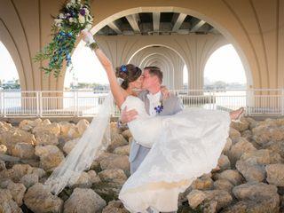 The wedding of Lauren and Daniel