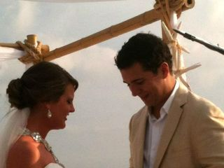 The wedding of Natasha and Austin 1