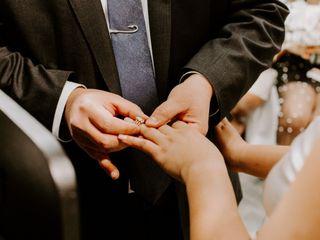 The wedding of Lauren and Daniel 2