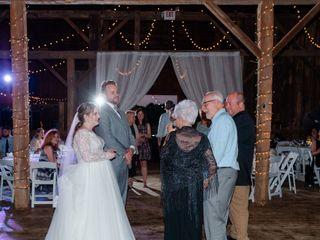 The wedding of Kara and Brett 2