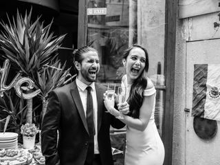The wedding of Edil and Cris