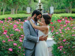 The wedding of Martin and Jennifer 1