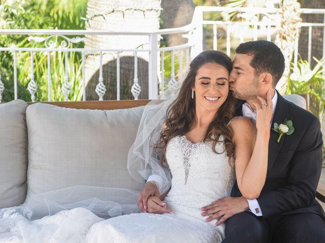 The wedding of Shauna and Nicholas