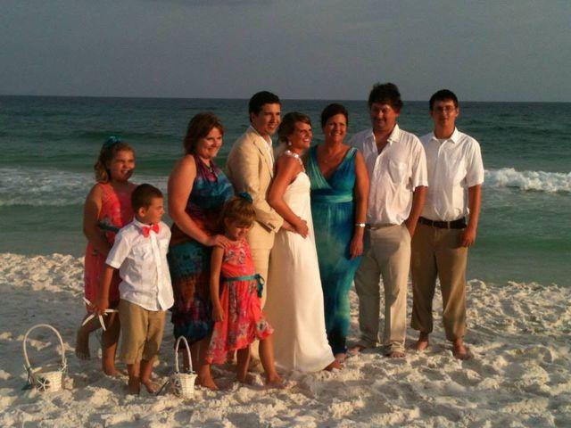 Austin and Natasha's Wedding in Destin, Florida 2