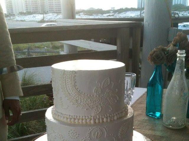 Austin and Natasha's Wedding in Destin, Florida 3