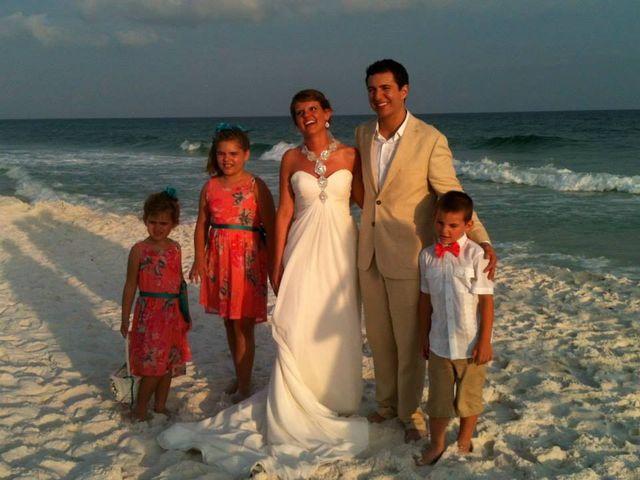 Austin and Natasha's Wedding in Destin, Florida 8