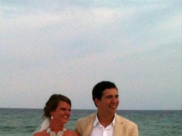 Austin and Natasha's Wedding in Destin, Florida 10