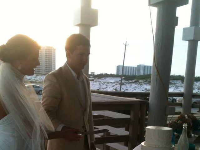 Austin and Natasha's Wedding in Destin, Florida 13