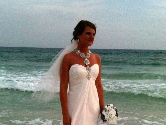 Austin and Natasha's Wedding in Destin, Florida 15