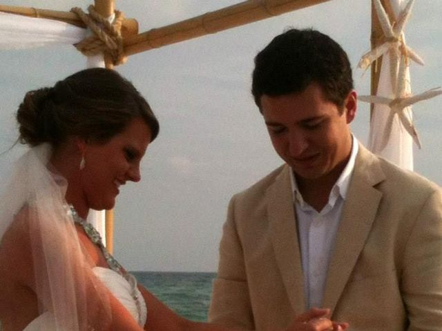 Austin and Natasha's Wedding in Destin, Florida 16