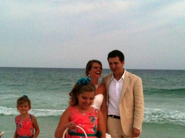 Austin and Natasha's Wedding in Destin, Florida 17