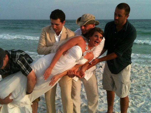 Austin and Natasha's Wedding in Destin, Florida 18