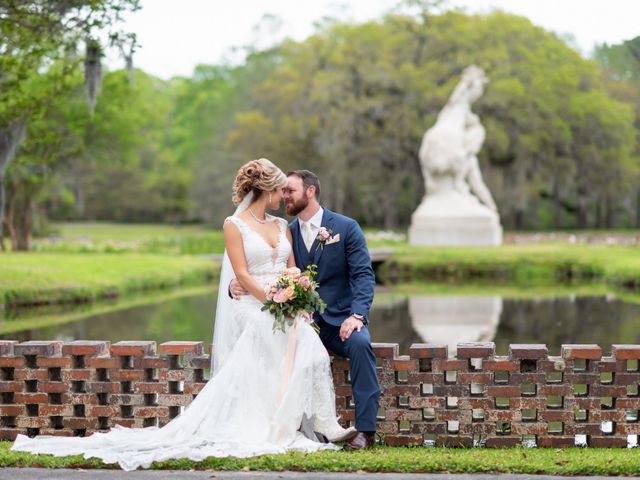 Anna and Austin's Wedding in Murrells Inlet, South Carolina 1
