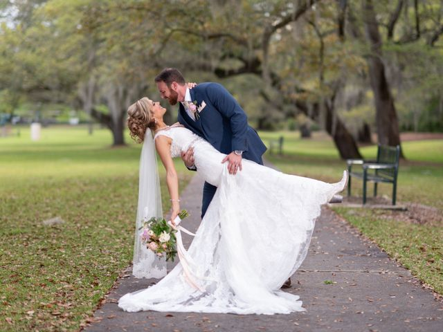 Anna and Austin's Wedding in Murrells Inlet, South Carolina 2