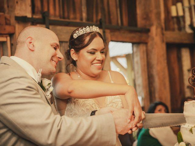 John and Dina's Wedding in Athol, New York 2