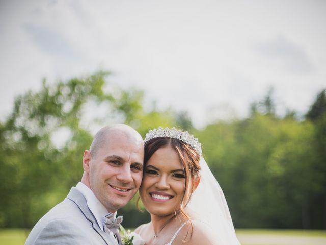 John and Dina's Wedding in Athol, New York 7