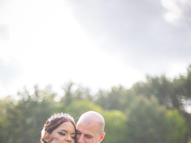 John and Dina's Wedding in Athol, New York 9