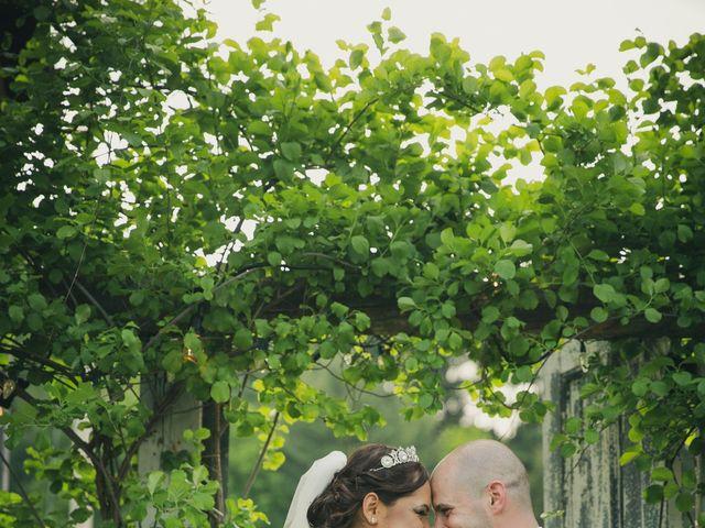 John and Dina's Wedding in Athol, New York 11