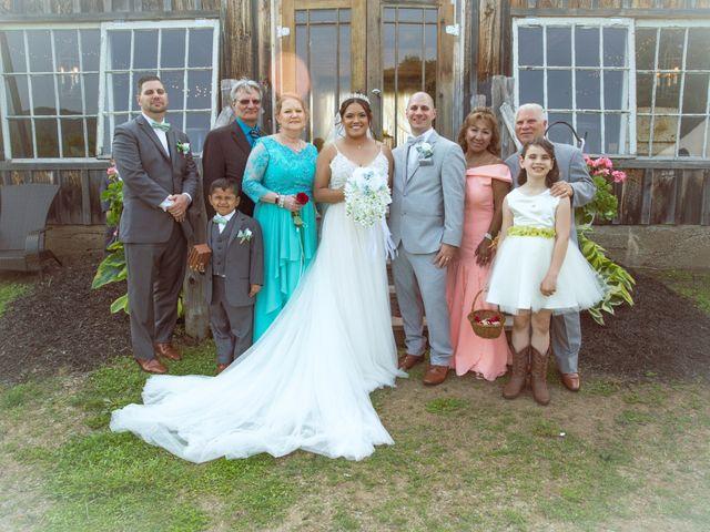 John and Dina's Wedding in Athol, New York 12