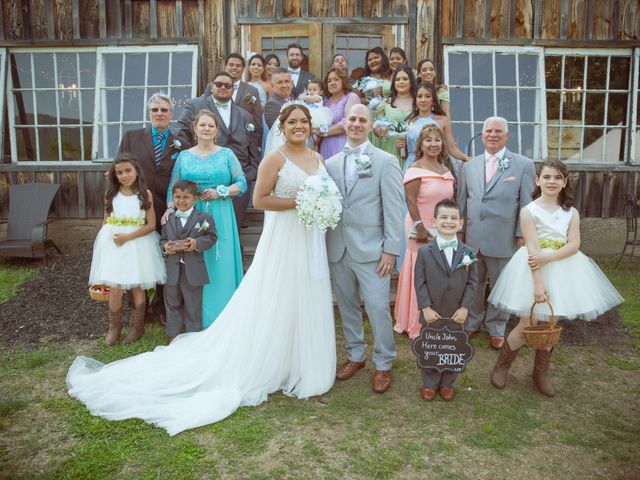 John and Dina's Wedding in Athol, New York 13