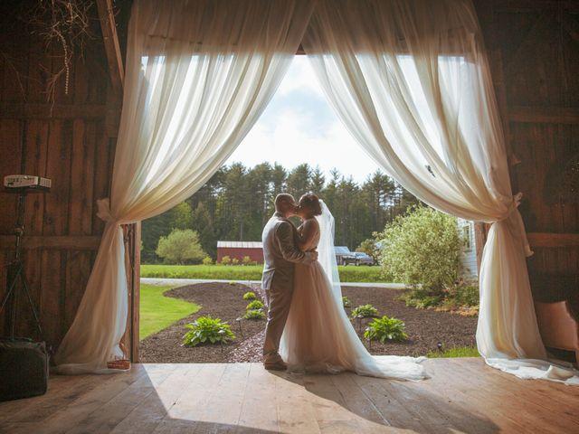 John and Dina's Wedding in Athol, New York 14