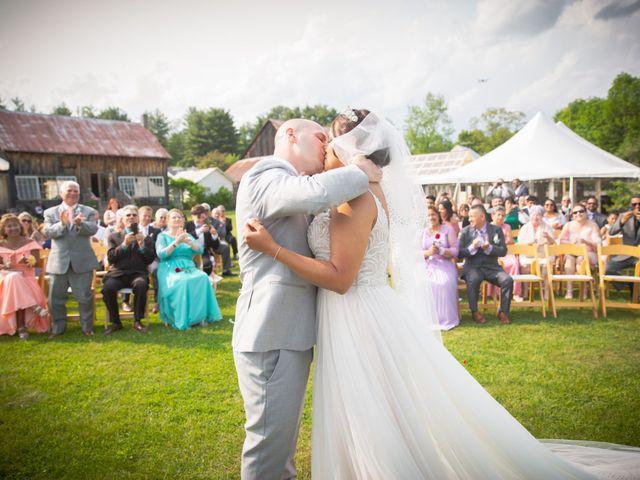 John and Dina's Wedding in Athol, New York 15