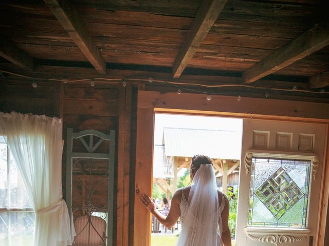 John and Dina's Wedding in Athol, New York 17