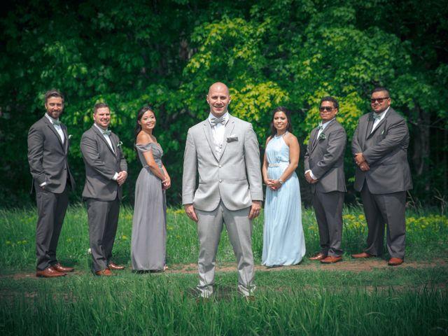 John and Dina's Wedding in Athol, New York 20