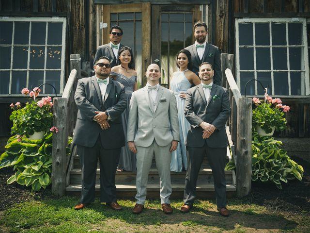 John and Dina's Wedding in Athol, New York 21
