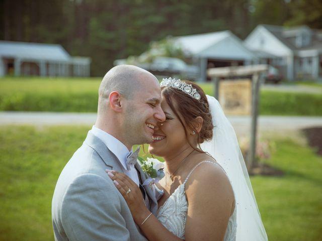 John and Dina's Wedding in Athol, New York 29