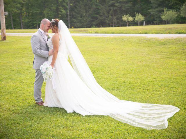 John and Dina's Wedding in Athol, New York 30