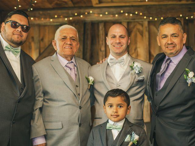John and Dina's Wedding in Athol, New York 31